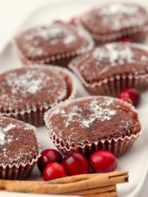 Deser czekoladowy z przyprawami korzennymi