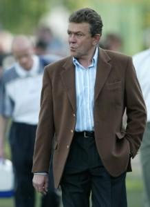 Janusz Wójcik, były selekcjoner reprezentacji Polski