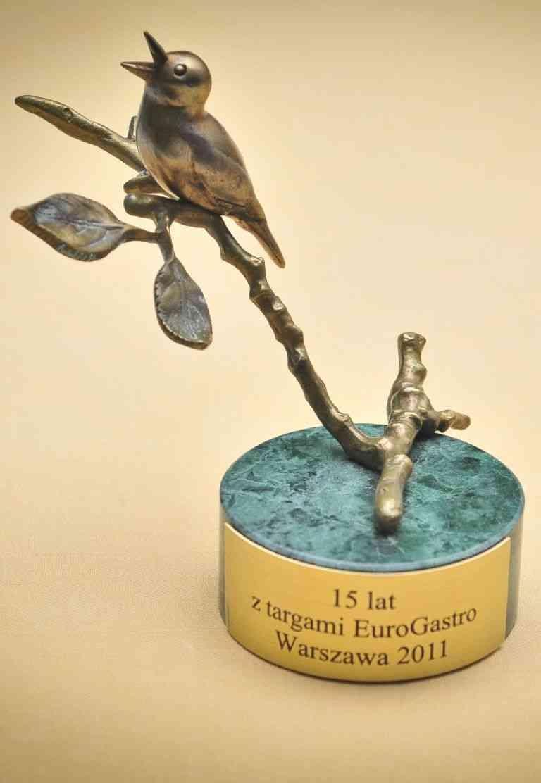 Nagroda za 15 lat z targami EuroGastro