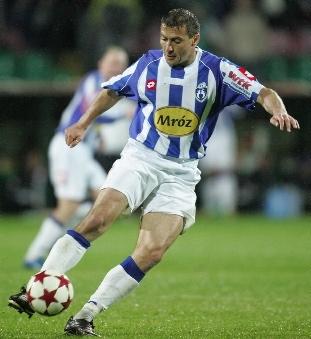 Piotr Świerczewski, piłkarz
