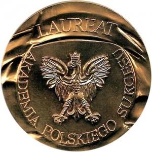 Sowa na gali wręczenia medali Akademii Polskiego Sukcesu