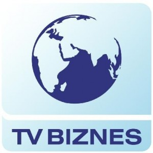 TV Biznes o konkursie Roberta