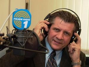 Zygmunt Chajzer, dziennikarz radiowy i telewizyjny