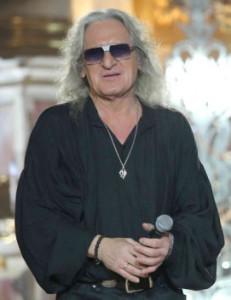 Grzegorz Markowski, wokalista zespołu Perfect