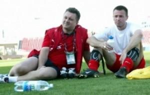 Moja przygoda z piłką nożną i polską reprezentacją