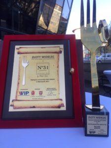 N31 restaurant & bar najlepszą restauracją fine dining!
