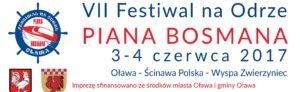 Robert Sowa na festiwalu Piana Bosmana