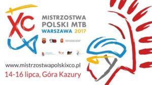 Robert Sowa i kulinarny tir na Mistrzostwach Polski MTB