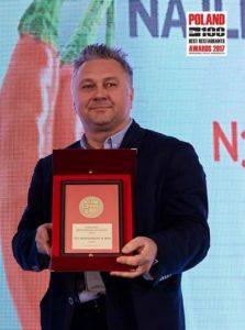 Poland 100 Best Restaurants Awards 2017