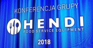 Konferencja grupy HENDI