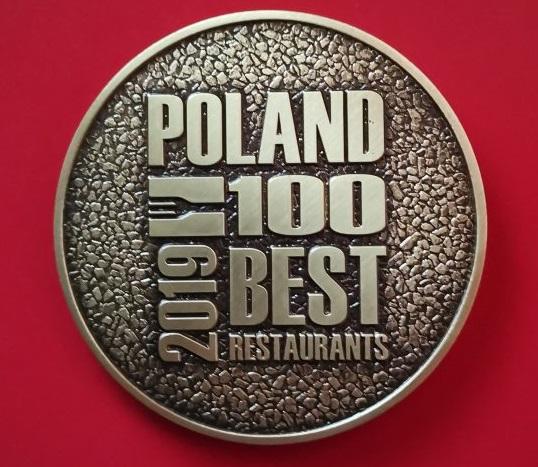 N31 w gronie najlepszych Poland 100 Best Restaurants