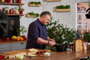 Doradca Smaku XII, odc. 37 – klopsiki jaglane w sosie pomidorowym