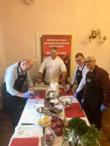 Warsztaty gotowania w Mościbrodach